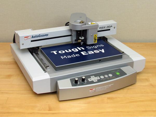 Valve Tag Engraving Machines Custom Engraved Legend Plates