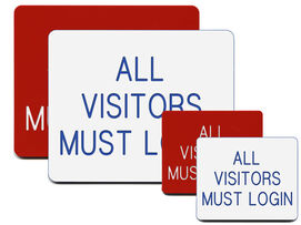 All Visitors Must Login