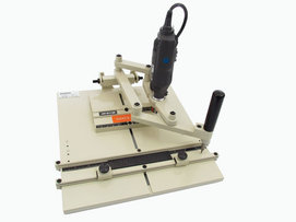 Small fixed ratio engraving machine